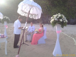 Nina Wedding in Bali, Bali Wedding Testimonials