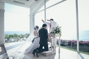 Bali Chapel Wedding, Bali Rainbow Weddings, Bali Wedding Organizer