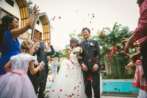 Wedding in Bali, Wedding in Villa Bali